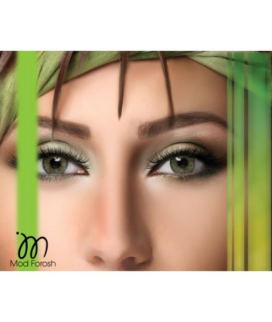 لنز فصلی Aryan رنگ سبز