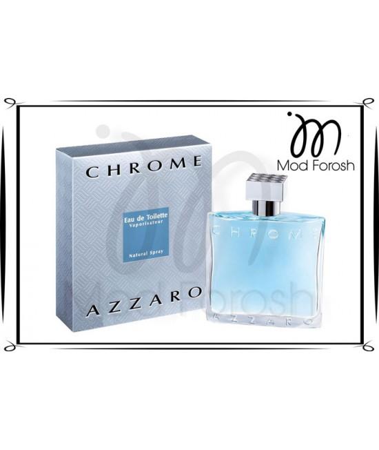 عطر مردانه اورجینال Azzaro Chrome