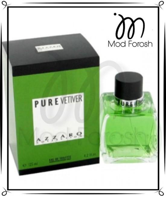 عطر مردانه اورجینال Azzaro Pure Vetiver