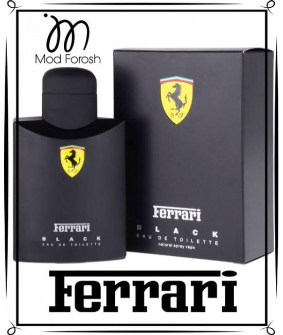 عطر مردانه اورجینال Ferrari Black