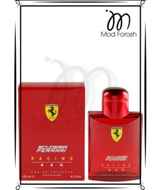 عطر مردانه اورجینال Ferrari Racing Red