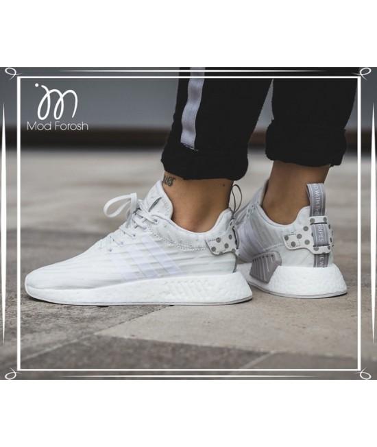 کتانی زنانه و مردانه Adidas مدل NMD R2
