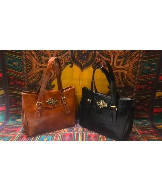 کیف چرم اوریال4