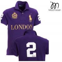 تی شرت Polo Ralph Lauren مدل LONDON