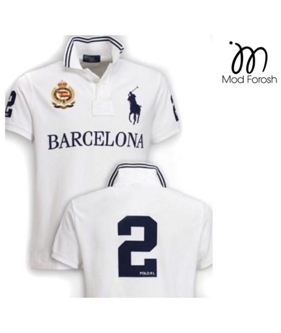 تی شرت Polo Ralph Lauren مدل BARCELONA