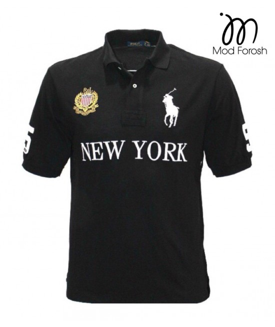 پولوشرت اورجینال Polo Ralph Lauren مدل NEW YORK