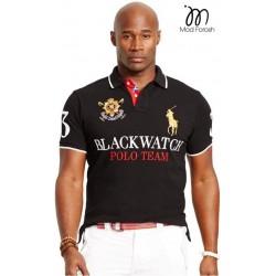 پولوشرت اورجینال Polo Ralph Lauren مدل BLACK WATCH2